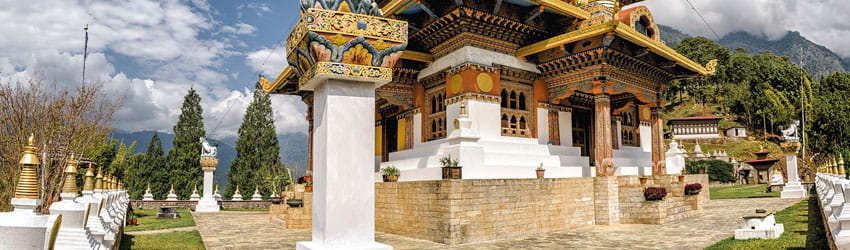 Attractive Bhutan Holiday packages