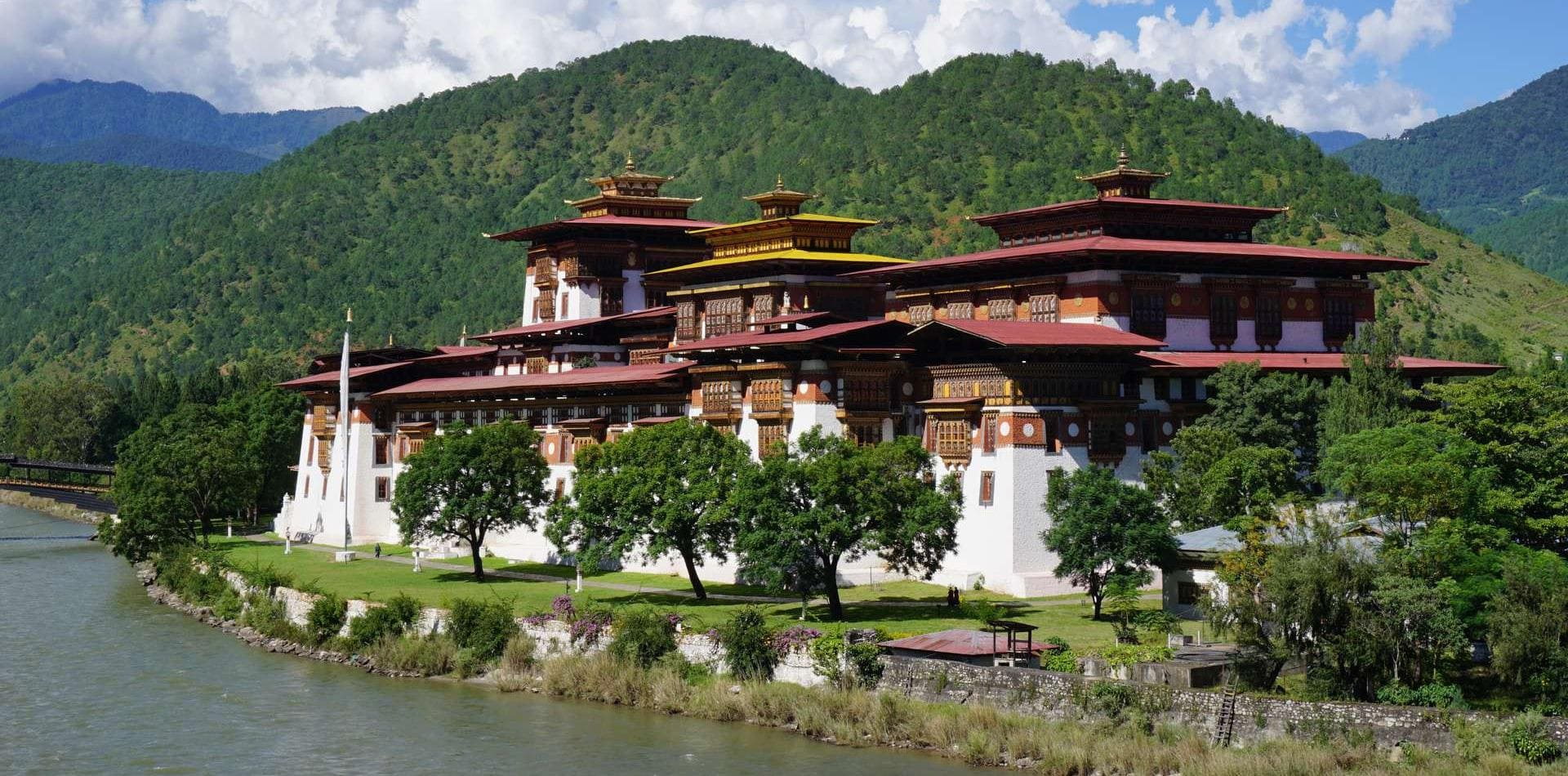 Attractions in Punakha Dzong